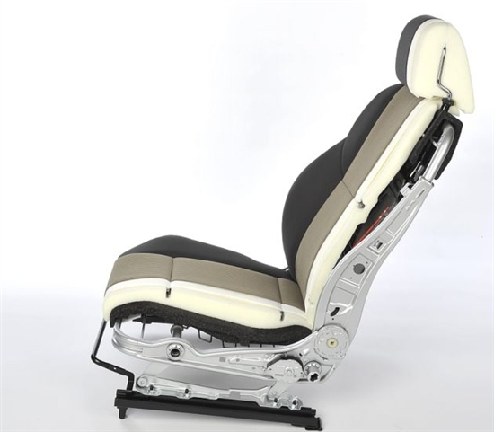 热熔钻带来技术革新,用于汽车座椅
