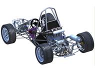 工程塑料轴承应用 赛车