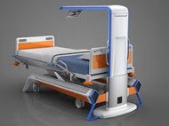 工程塑料轴承应用 医疗床