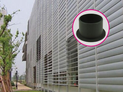 上海简灵新型stamid工程塑料轴承用于电动百叶窗,具有免润滑、低噪音、高耐磨的优点!